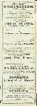 Playbill for the Automaton Chess Player